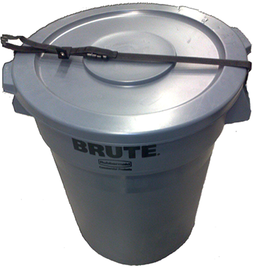 Raccon Solution for Garbage Bin